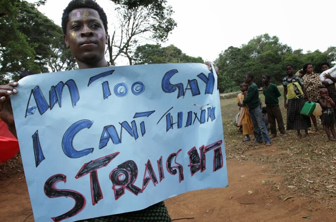 defending the rights of homosexuals