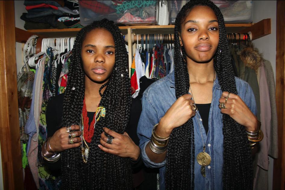 Les soeurs Okpo
