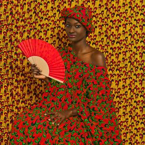 Aminata Faye par Omar Victor Diop