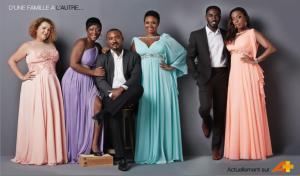 La série Chroniques Africaines, diffusée sur A+