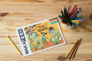 Wakatoon, les dessins qui s'éveillent