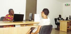 Bureau Kodji en Côte d'Ivoire