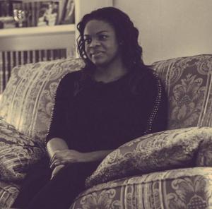 Cécile Ndébi. Crédt Photo: Huza.org