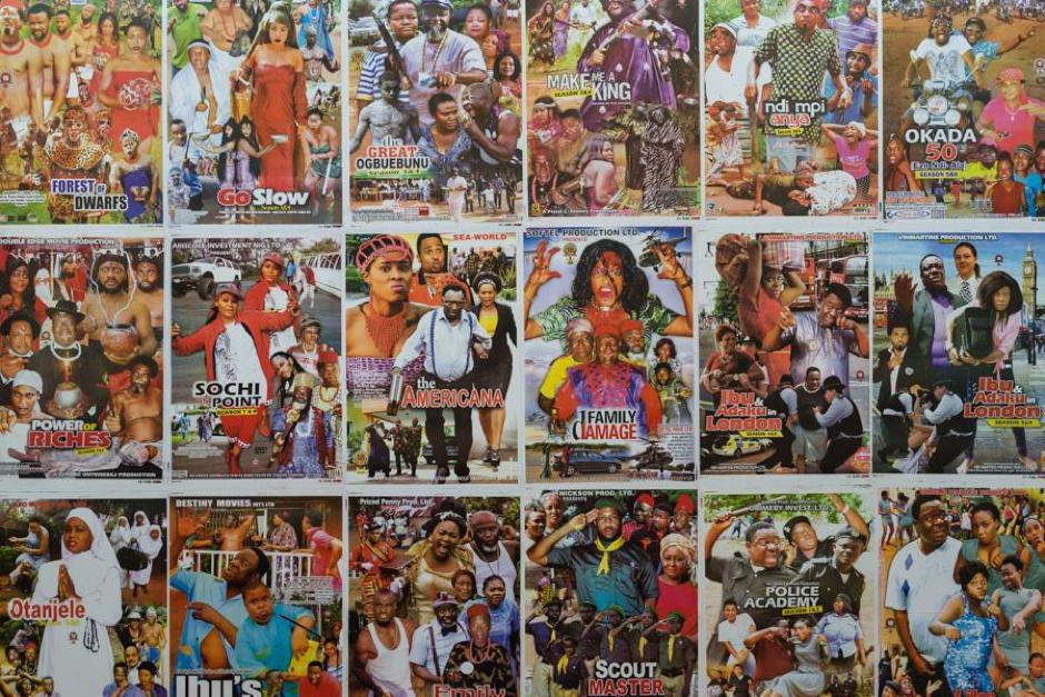 """Exposition """"Tear my Bra"""" retraçant l'histoire de Nollywood aux rencontres de Arles 2016"""