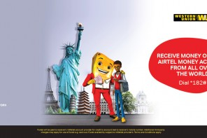 WESTERN UNION ANNOUNCES A PARTNERSHIP WITH AIRTEL RWANDA