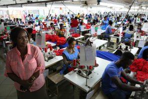 IMPROVING AFRICA'S SERVICE ECONOMY