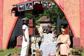 THE OYOTUNJI VILLAGE: A MINI YORUBA EMPIRE IN THE USA