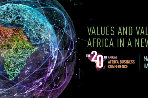 HARVARD BUSINESS SCHOOL IS GETTING READY FOR ITS 20th ANNUAL AFRICA BUSINESS CONFERENCE