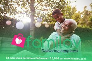 FAMILOV: Une solution d'aide domestique de la diaspora pour les familles sur le continent