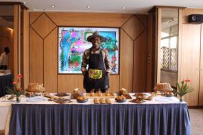 Moulaye Fanny : « mon challenge c'est de montrer qu'on peut faire de la pâtisserie fine avec nos produits africains »